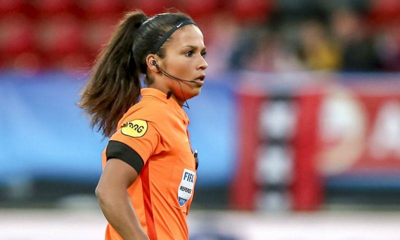 Afbeelding: Primeur in Tweede Divisie: KNVB stelt voor het eerst vrouwelijke arbiter aan