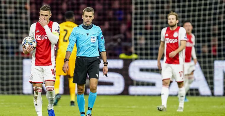 Veltman afgemaakt na tegengoal Ajax: 'Hoe lang blijven we dat zeggen?'