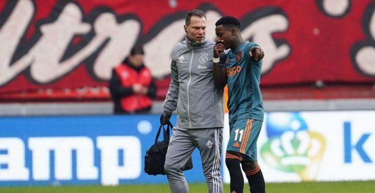 Ajax-openbaring van Driessen: 'De twijfel heeft toegeslagen, zeker na Willem II'