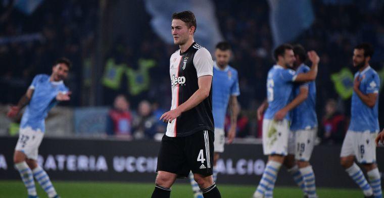 Sarri laat De Ligt buiten Champions League-selectie van Juventus