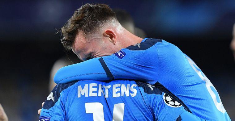 Mertens komt tegen Genk stapje dichter: nog vier doelpunten voor record