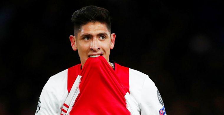 'Basisplaatsen voor Álvarez en Lang bij Ajax, Onana gewoon op doel tegen Valencia'