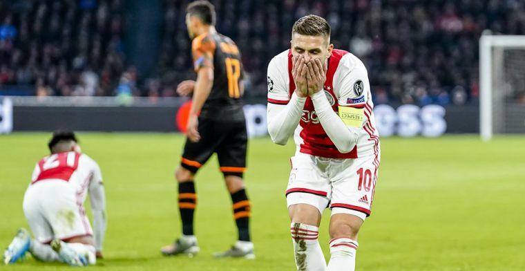 Domper voor Nederland na eliminatie Ajax: toch weer uitkijken voor Oekraïne