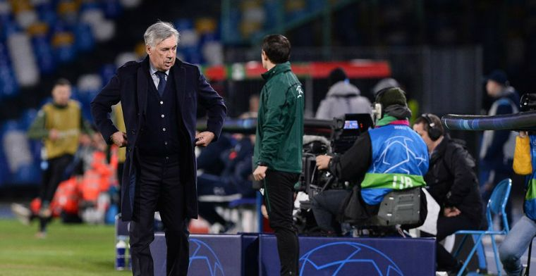 Ancelotti houdt rekening met ontslag, ondanks succes: 'Ik zal de voorzitter zien'