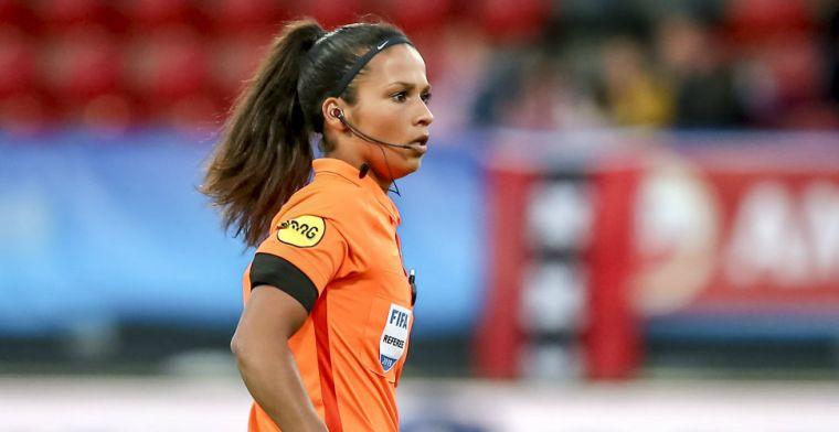 Primeur in Tweede Divisie: KNVB stelt voor het eerst vrouwelijke arbiter aan