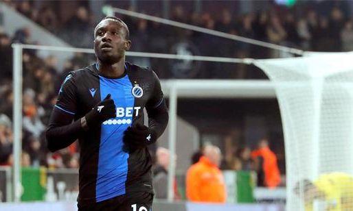 Mannaert laat zich uit over de toekomst van Diagne bij Club Brugge