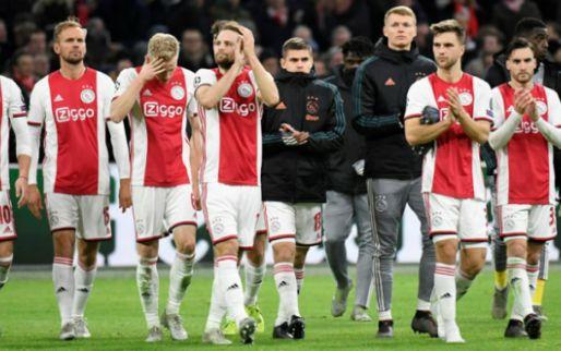 'Beschermd' Ajax ontloopt Salzburg, Inter en Benfica, maar kan Bosz treffen