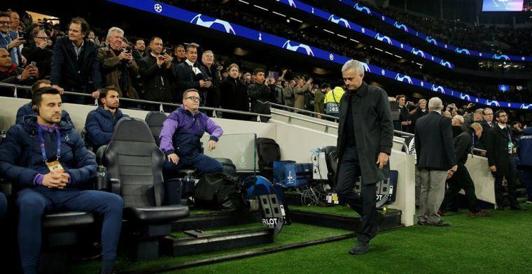 Mourinho: 'Ik verbied ze om de beelden van die wedstrijd terug te kijken'