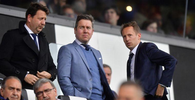 'Mannaert maakt winterse transferplannen van Club Brugge bekend'