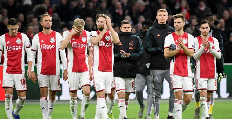 Desailly leeft mee: 'Ajax had weer iets heel moois kunnen bereiken dit seizoen'