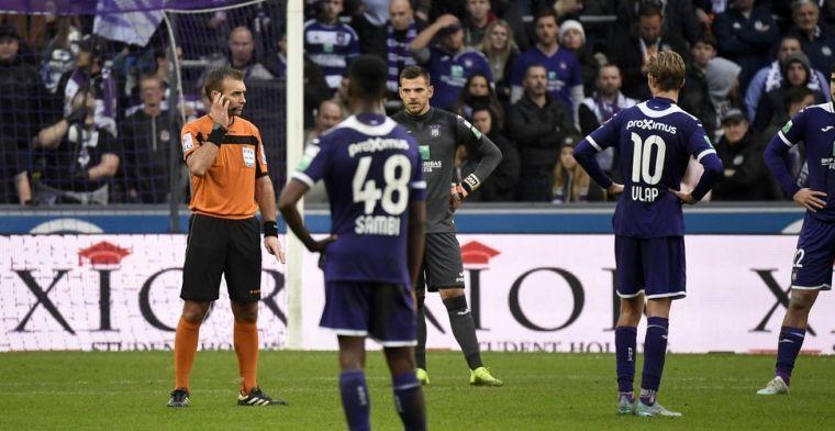 """Anderlecht-goalie Van Crombrugge over Standard: """"Dat heb ik nooit goed verteerd"""""""