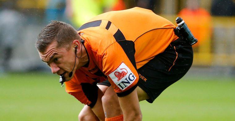 Standard - Anderlecht is voor Lardot, ook andere refs voor speeldag 19 bekend