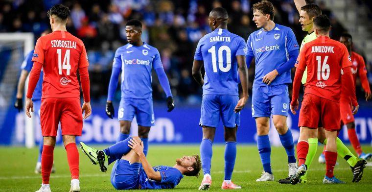 KRC Genk neemt diepterecord van Anderlecht over in de Champions League
