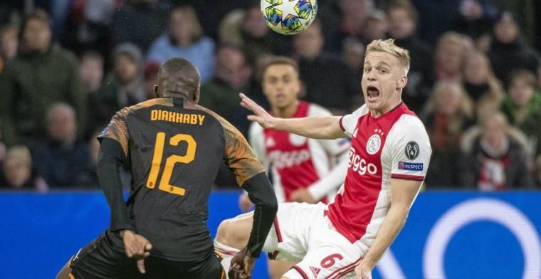 'Radeloos' Ajax verrast: 'Sensatie van de avond, niemand zag het aankomen'