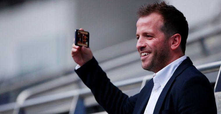 Van der Vaart: 'Dan is Veltman ook in één keer een heel goede verdediger'