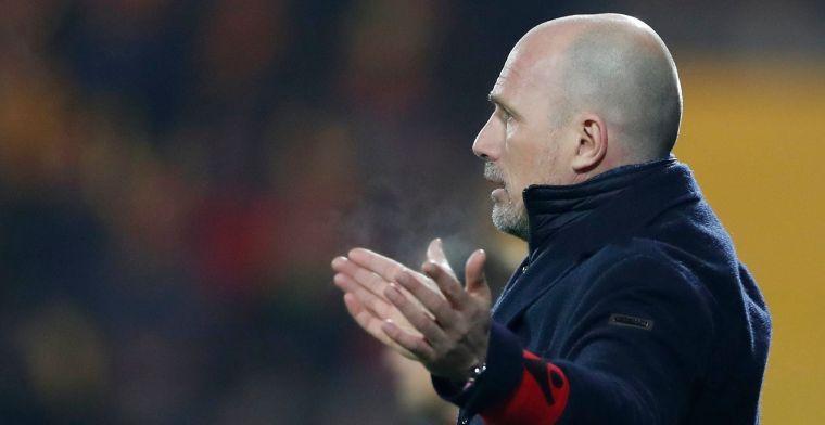 """Clement legt keuze voor Vlietinck uit: """"Door concurrentie minder aan bod gekomen"""""""