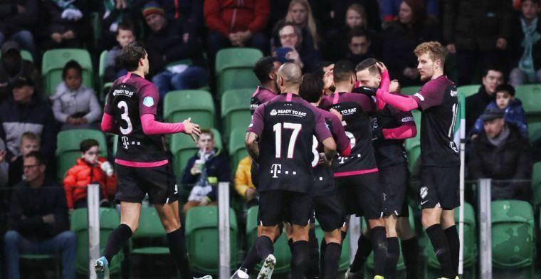 'Utrecht neemt fors verlies voor lief en wil strijd met AZ en Vitesse aangaan'
