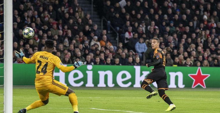 Ajax-beul na zege op 'één van 's werelds beste teams': 'Hebben mirakel gehad'