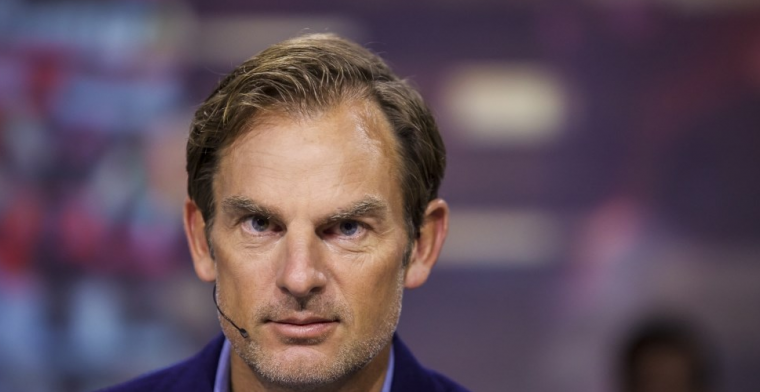 De Boer optimistisch: 'Ik denk dat Ajax zeker wel bij de top-vier hoort'