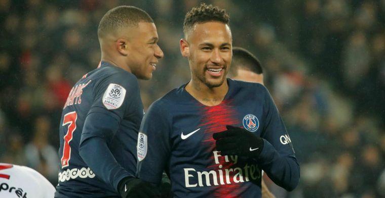 'PSG vreest gelijktijdig vertrek van sterspelers, Neymar begeerd door Liverpool'