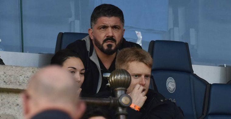 Napoli heeft opvolger van Ancelotti binnen 24 uur binnen: Gattuso neemt het over
