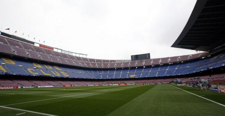 'Clásico weer op losse schroeven: Barça-Real mogelijk op neutraal terrein'