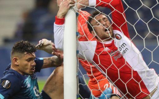 Afbeelding: Feyenoord uitgeschakeld na nederlaag bij Porto en gelijkspel Rangers