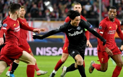 Update: Salzburg bevestigt gesprekken met Liverpool: 'Dat is een grote eer'