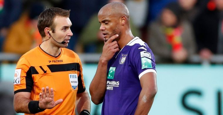 Verrassing: 'Kompany staat alweer op het trainingsveld van Anderlecht'
