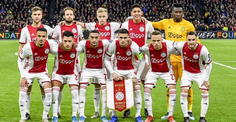 'Ajax vecht met Leicester City om handtekening van 'Zlatan-kloon' van 16'
