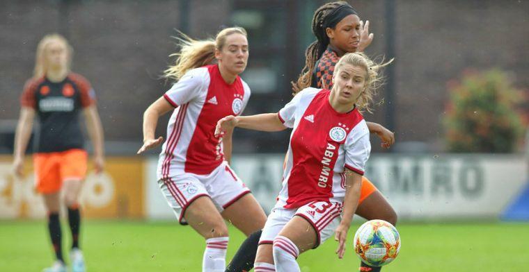 Ajax en ABN Amro krijgen geen genoeg van elkaar: Positionering For The Future