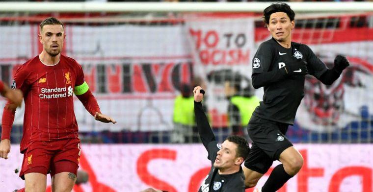 OFFICIEEL: Liverpool strikt haar eerste Japanner, Minamino komt over van Salzburg