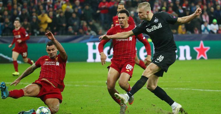 'Manchester United en Solskjaer leiden dans om Champions League-sensatie Haaland'
