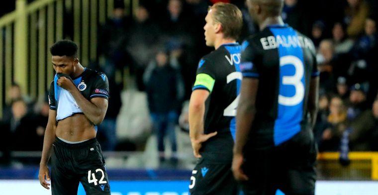 Genk sluit Champions League af als braafste van de klas, Club Brugge als stoutste