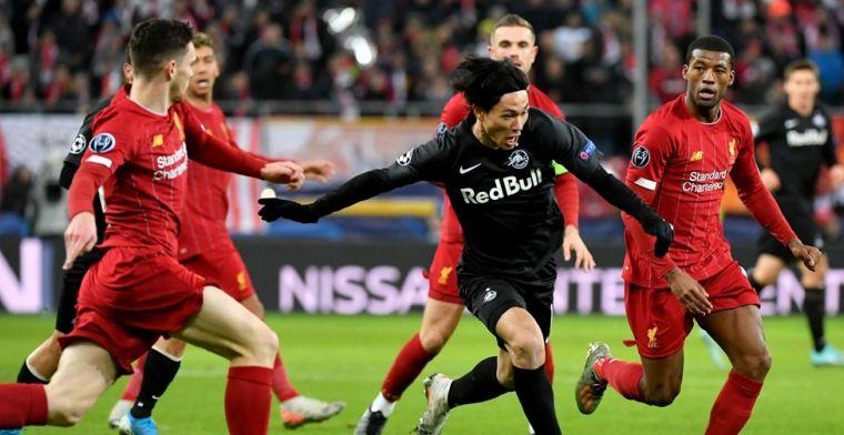 UPDATE: RB Salzburg bevestigt gesprekken met Liverpool: 'Dat is een grote eer'