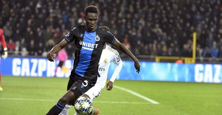 Jongeling maakt indruk bij Club Brugge: Alsof hij er al jaren staat