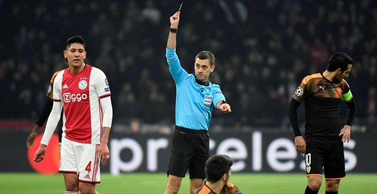 Ajax meldt zich met 93 overtredingen in 'top' van Champions League-klassement