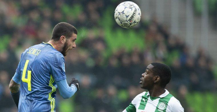 Senesi: 'Heb veel naar Van Dijk gekeken, maar ook naar De Ligt en Blind van Ajax'
