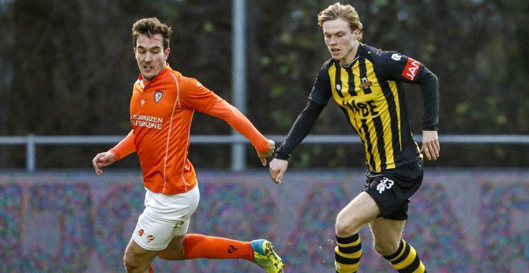 Oranje-captain bij TEC Tiel: 'Een opluchting om uit het profvoetbal te stappen'