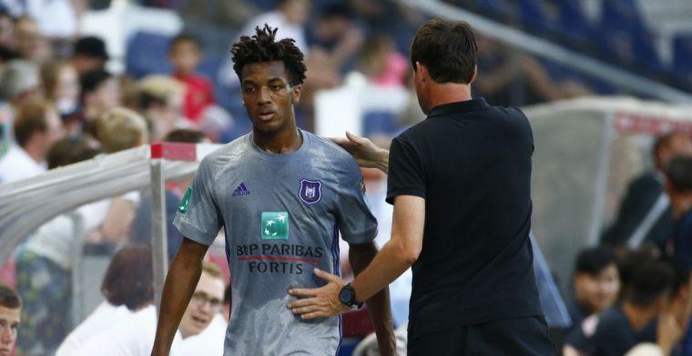 Anderlecht ziet jeugdspeler uitblinken in Nederland: Nog veel geloof in hem