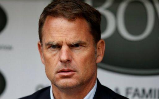 'Slechtste trainer' De Boer krijgt rechtse directe van oud-speler: