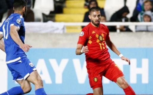 UPDATE: Carrasco blijft hopen op transfer: 'Er is genoeg interesse'