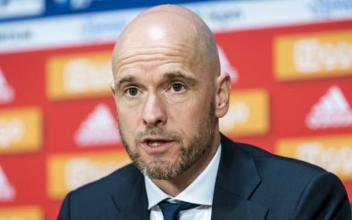 Ten Hag sluit Ajax-transfers niet meer uit: 'Er zijn wat dingen veranderd'