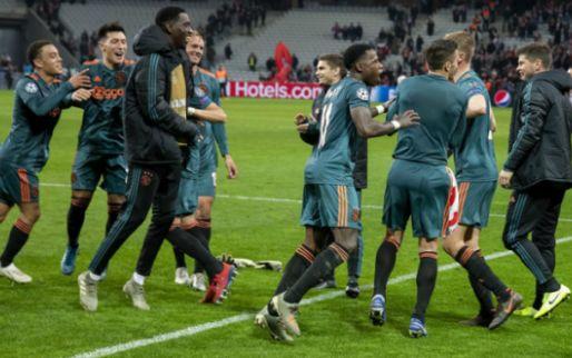 Afbeelding: 79 van de 181,5 punten: Ajax grotendeels verantwoordelijk voor Europese opmars
