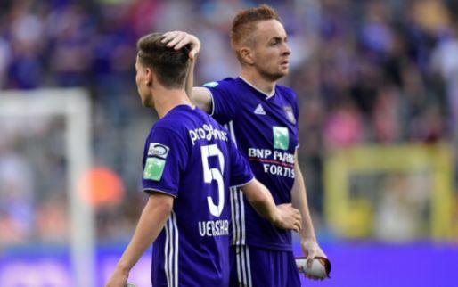Verheyen ziet groot probleem bij Anderlecht: