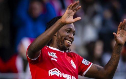 Mbokani sluit vertrek bij Antwerp niet uit: