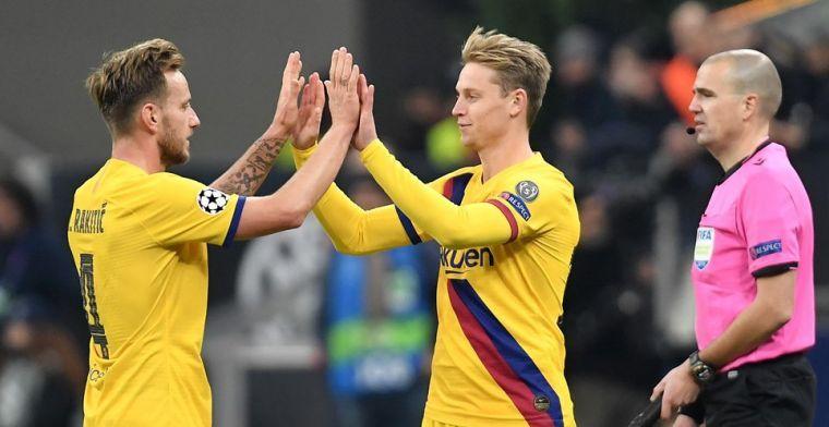 'Transfer van Frenkie de Jong het beste wat Barça is overkomen in 2019'