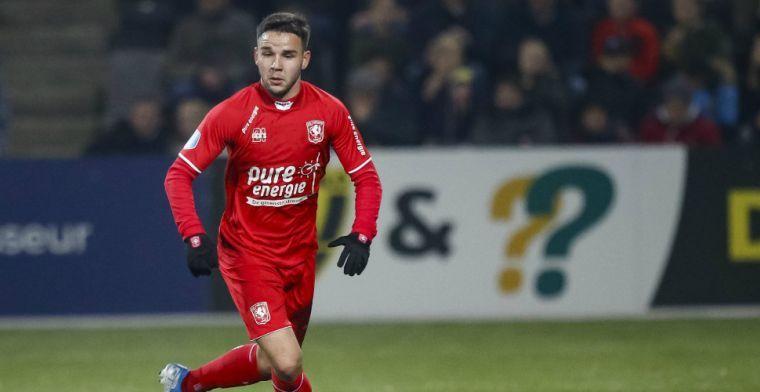 'MLS-transfer afgeketst: FC Twente verlengt huurdeal en houdt Verdonk in Enschede'