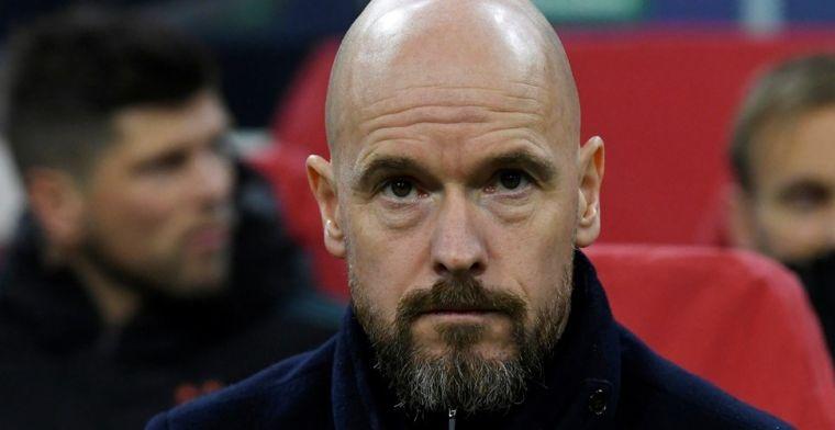 Ten Hag ziet Ajax twee keer niet scoren: We missen diepgang