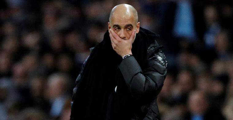'Guardiola kan door geheime clausule vertrekken bij Manchester City'